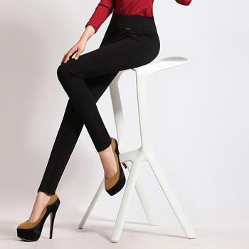 打底裤长裤高腰紧身大码女装YM688A