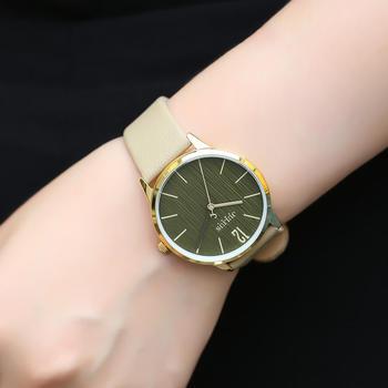 聚利时潮流时尚韩版大表盘手表女