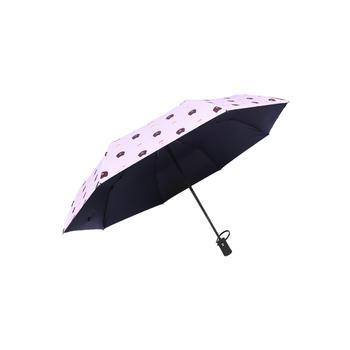摩尚风向嘻哈熊自动收开晴雨伞