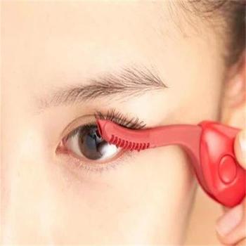 KAI 贝印 电睫毛卷 便携小巧睫毛工具,三秒卷翘