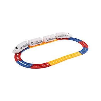 爱亲亲 电动轨道高铁玩具