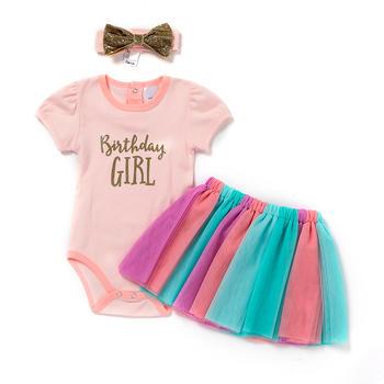 BabyAspen连体衣爬服礼服12-18个月
