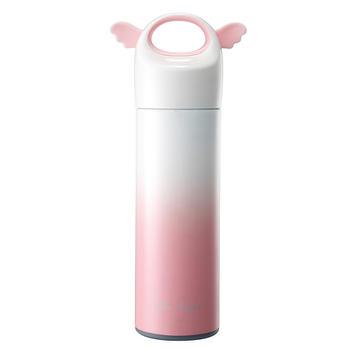 Ymer时尚便携韩版清新水瓶保温杯