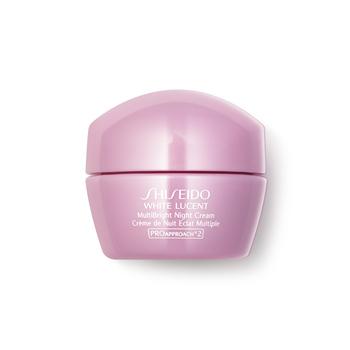 资生堂 (Shiseido)新透白美肌夜间祛斑修护凝霜10ml