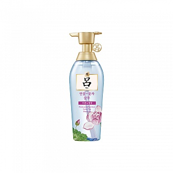 吕花茶清漾凝润保湿洗发水(中干性头发) 400ml