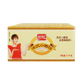 盼盼 法式小面包1500g整箱