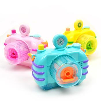 爱亲亲 萌泡相机泡泡玩具