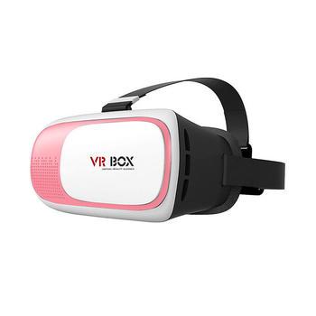 羽博粉色虚拟现实VR眼镜