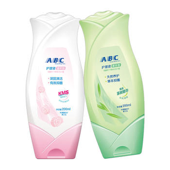 ABC卫生巾纤薄日夜用护垫组合10包