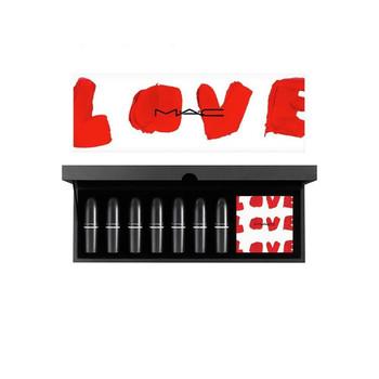 美国·魅可(MAC)限量猎爱子弹盒7支装口红唇膏七夕礼盒