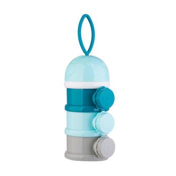 英国Douxbebe婴儿便携奶粉盒