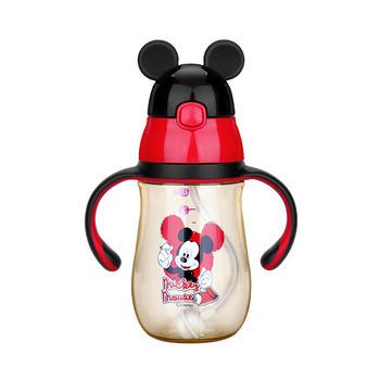迪士尼儿童重力球吸管杯