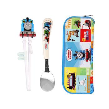托马斯儿童学习筷餐具3件套