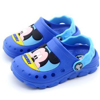 迪士尼儿童沙滩洞洞鞋 中童