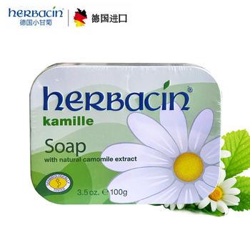 贺本清 德国进口小甘菊洁面皂