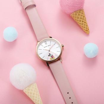 迪士尼学生米奇可爱韩版简约手表