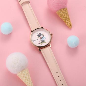 迪士尼学生米奇可爱韩版女士手表
