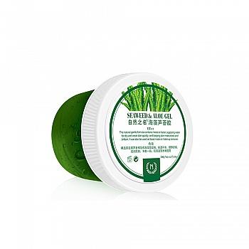 自然之名 海藻芦荟胶 500g