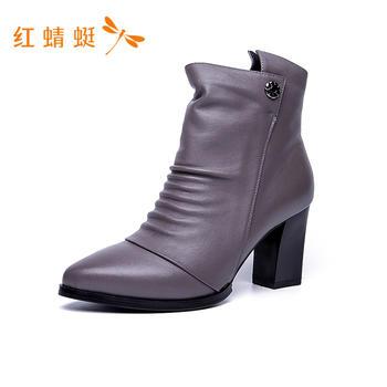 红蜻蜓女鞋秋季新款C772753