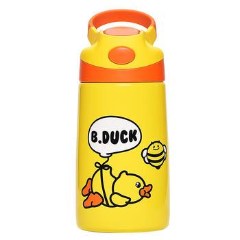 B.DUCK儿童宽嘴吸管保温杯400ml