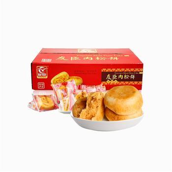 友臣 肉松饼1kg/箱