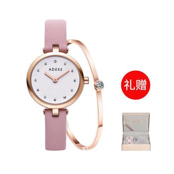 ADEXE 2019新款镶钻手表ins小众时尚女士手表