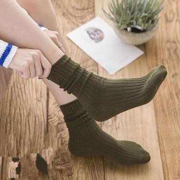 纯咪堆堆袜子女纯色打底袜3双