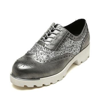 鞋柜英伦布洛克?#25351;?#21333;鞋1116404001