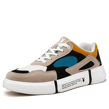 花花公子男鞋运动潮鞋超火的鞋子