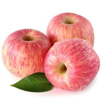 产地直销瑕疵红苹果黄香蕉5斤装