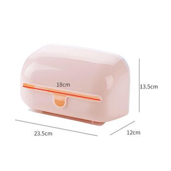 卫生间抽纸盒卷纸筒置物架一个