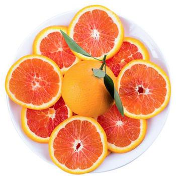 乐知果秭归中华红橙5斤中果12-15个