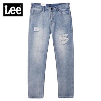 Lee 男士九分牛仔裤L147313601GT