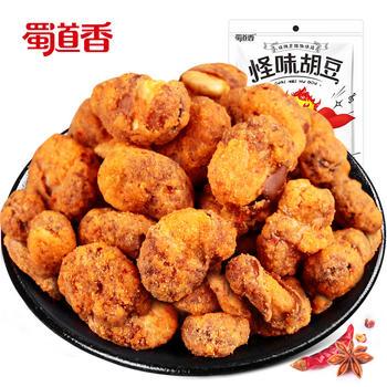 蜀道香怪味胡豆100g 香脆可口