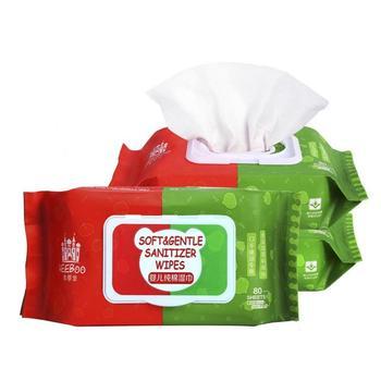 意嬰堡嬰兒手口濕紙巾80抽*3包