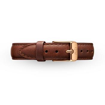 DW女表12mm针扣皮革表带St Mawes RG