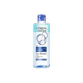 法国•欧莱雅三合一卸妆洁颜水深澈型400ml