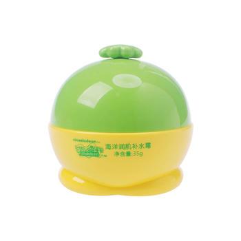 海绵宝宝 海洋润肌补水霜/儿童保湿面霜35g