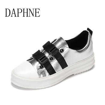 Daphne/达芙妮厚底女鞋1017101037