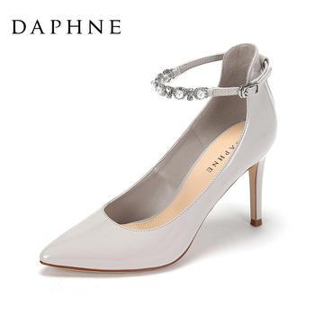 Daphne/达芙妮细跟单鞋1017101016