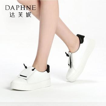 Daphne/达芙妮厚底小?#20180;?017101708