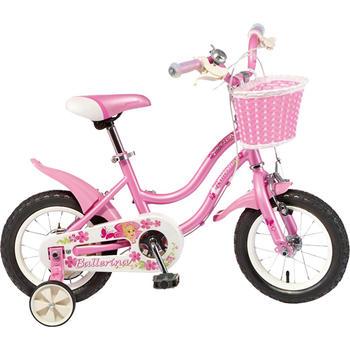 HD小龙哈彼女孩公主款自行车