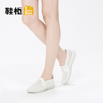 达芙妮旗下透气女单鞋1117101364