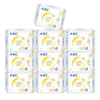 ABC日用绵柔纤薄透气240mm8片*10包