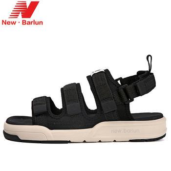 New Barlun纽巴伦夏季男女运动鞋休闲软底凉鞋沙滩鞋