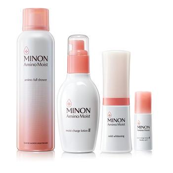 MINON蜜浓 化妆水精华喷雾组合 适合敏感肌干燥肌使用