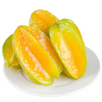 乐知果杨桃5/3斤大果6-11个左右水果新鲜现摘现发