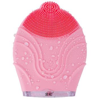 金稻声电硅胶洁面仪毛孔清洁器按摩超声波洗脸仪洁面刷