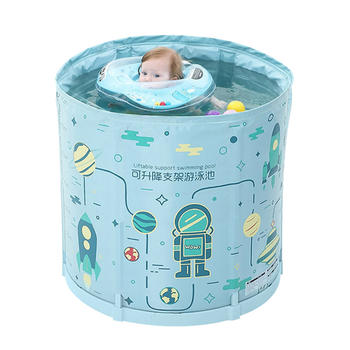 欧培 儿童游泳池保温支架浴桶浴缸 游泳桶游泳池