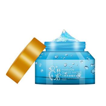 八杯水密集补水霜50g 深度保湿提亮肤色质地柔滑水润